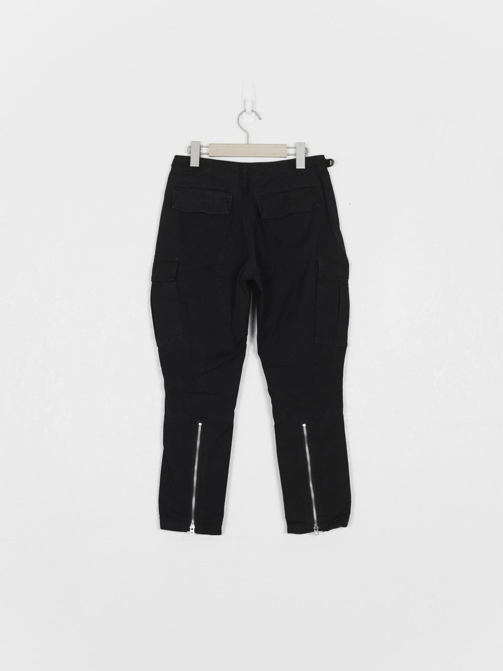 Undercover AW10 Cropped Jodhpur Backzip Cargo Pants