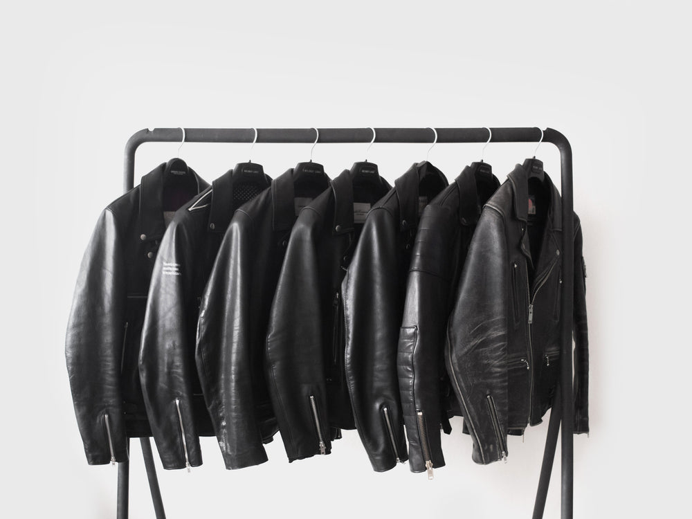 Undercover AW13 Thom Yorke's Calf Double Rider
