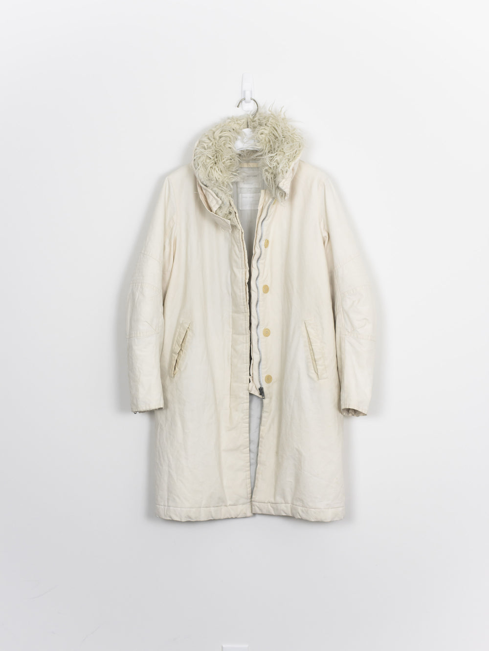 Helmut Lang AW99 Padded Cotton Astro Biker Parka