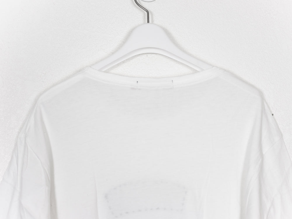 Undercover AW05 Cult Figure Felt Patch Tee