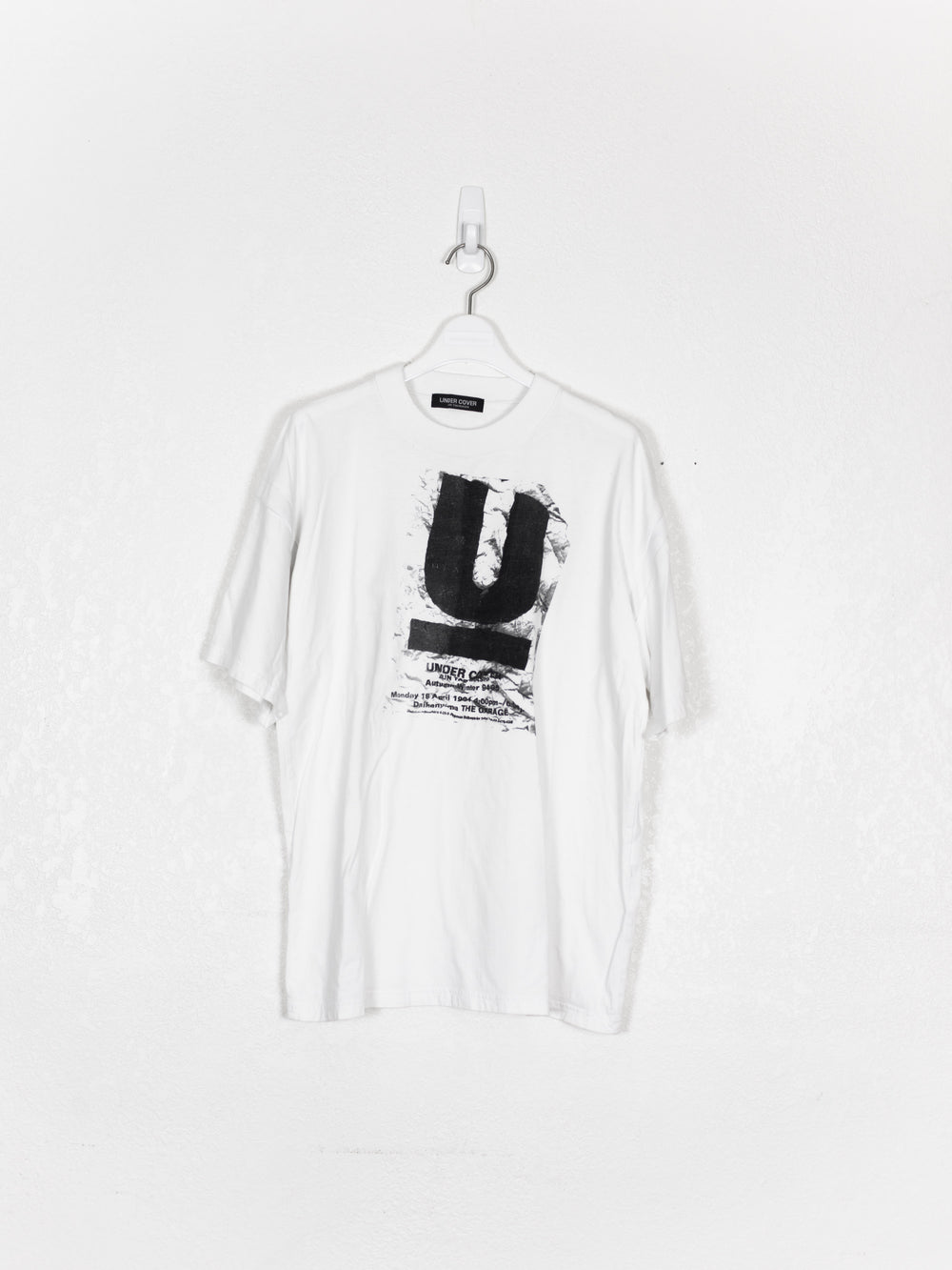 Undercover AW94 Original First Show Tee