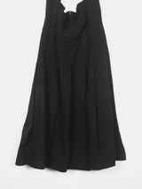 Comme des Garçons Pleated Halter Dress & Skirt