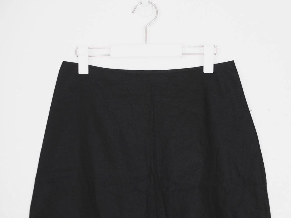 Helmut Lang High Waisted Loose Shorts