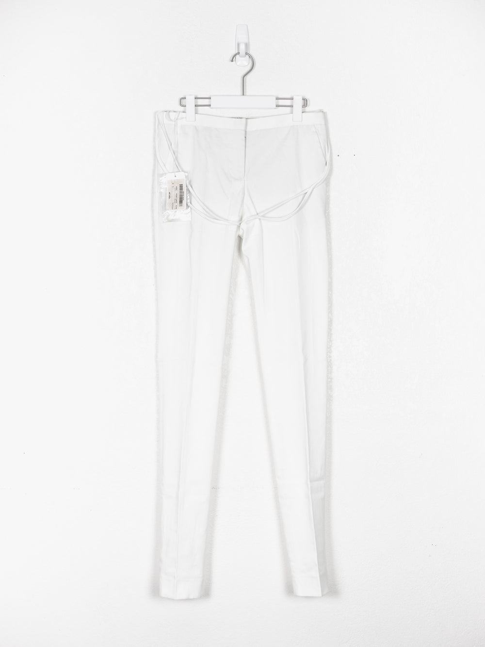 Helmut Lang SS04 Dragonfly Raw Strap Trousers