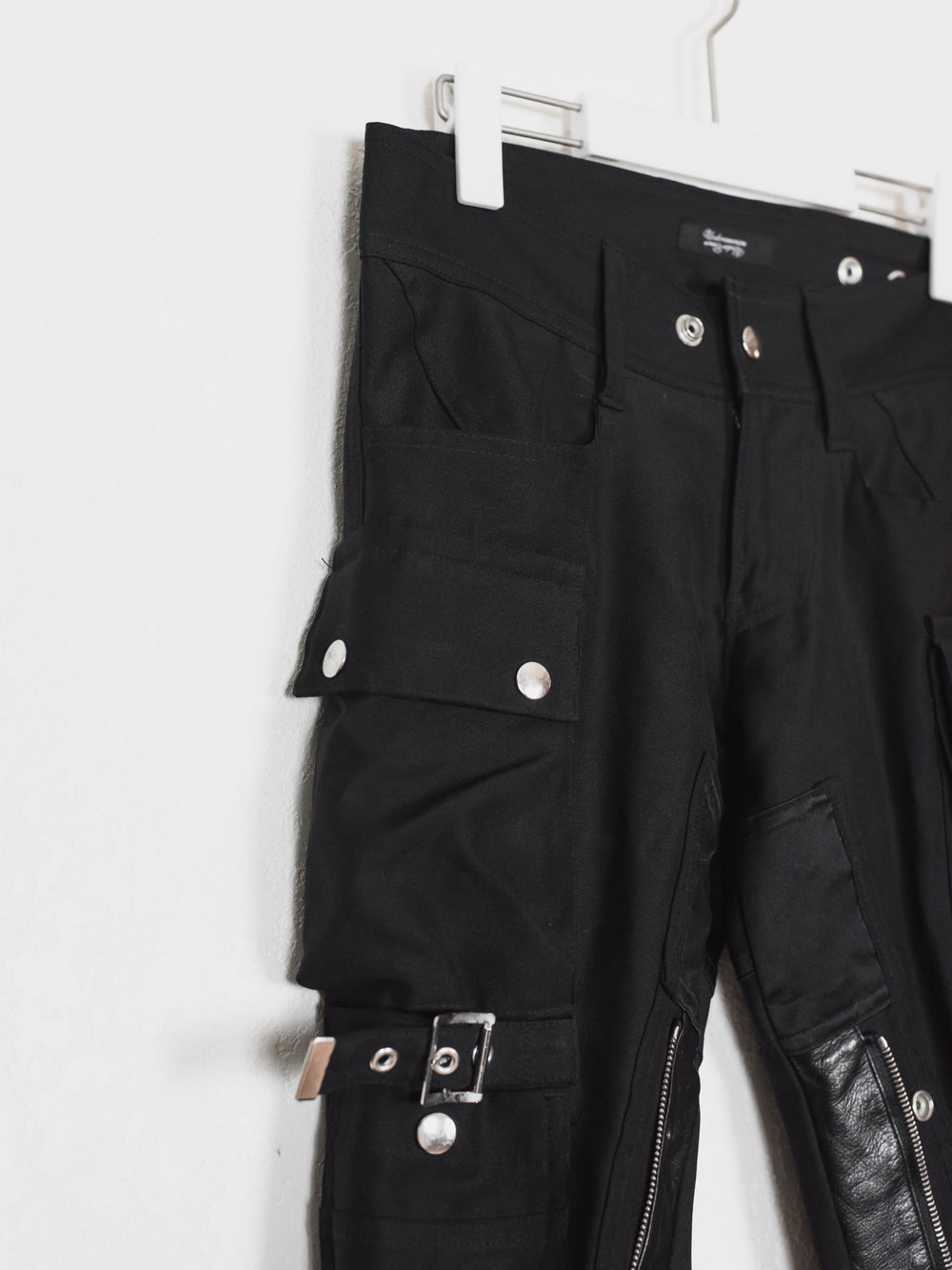Undercover AW08 Bondage Buckle Strap Cargo Pants