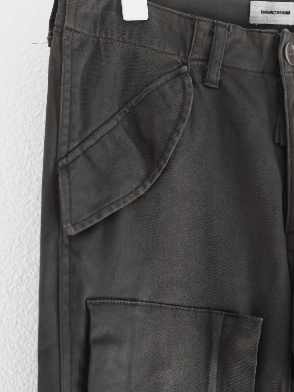 Undercover AW13 Anatomicouture Zip Cargo Pants