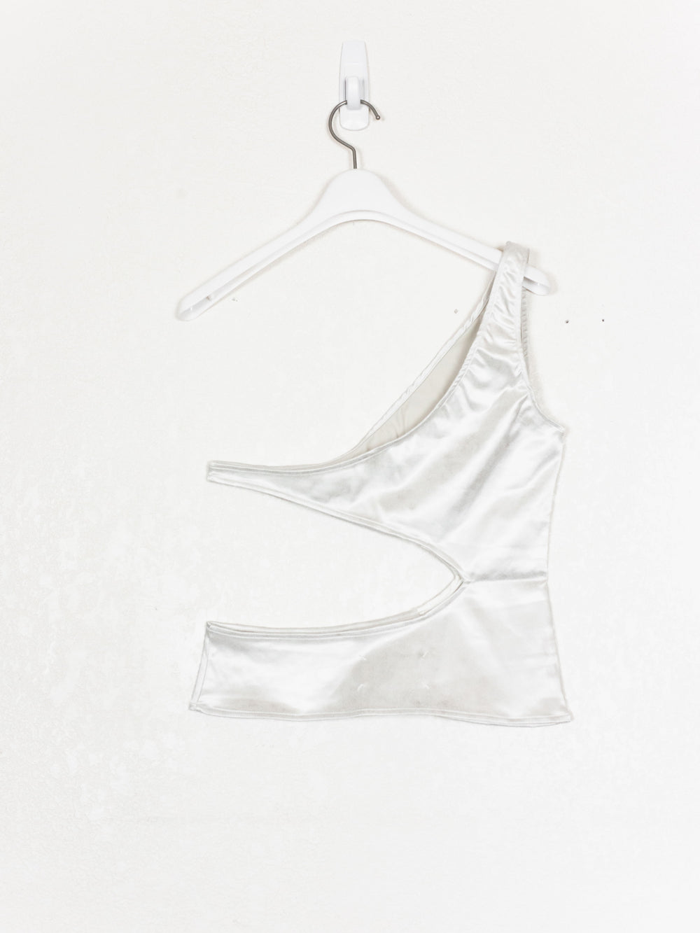 Maison Martin Margiela SS09 Shiny Cutout Harness Top