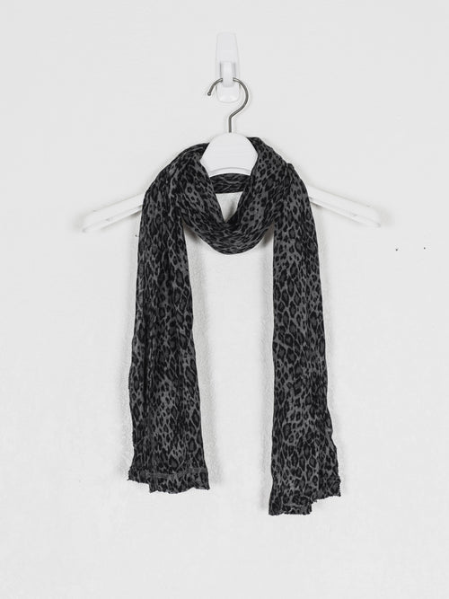 Undercover AW09 Leopard Print Scarf