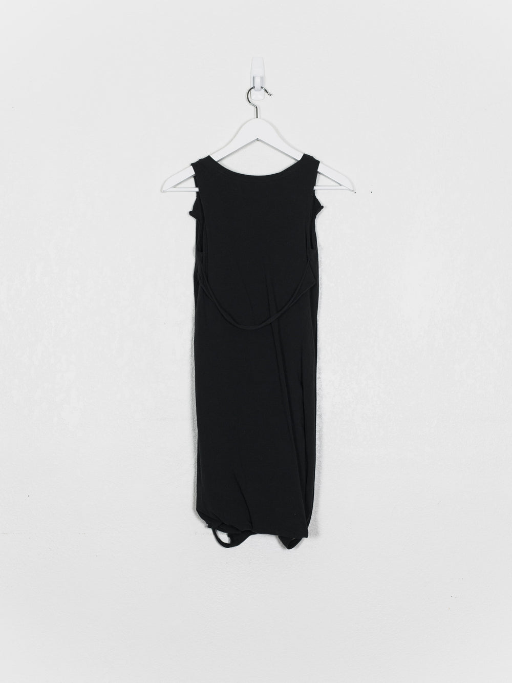 Helmut Lang SS04 Dragonfly Raw Strap Dress