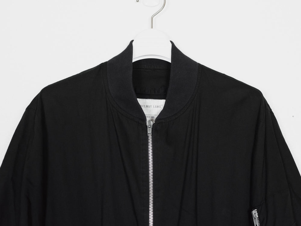Helmut Lang SS99 Cotton MA-1 Bomber