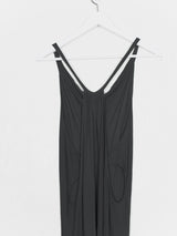 Rick Owens SS10 Cotton Cutout Dress
