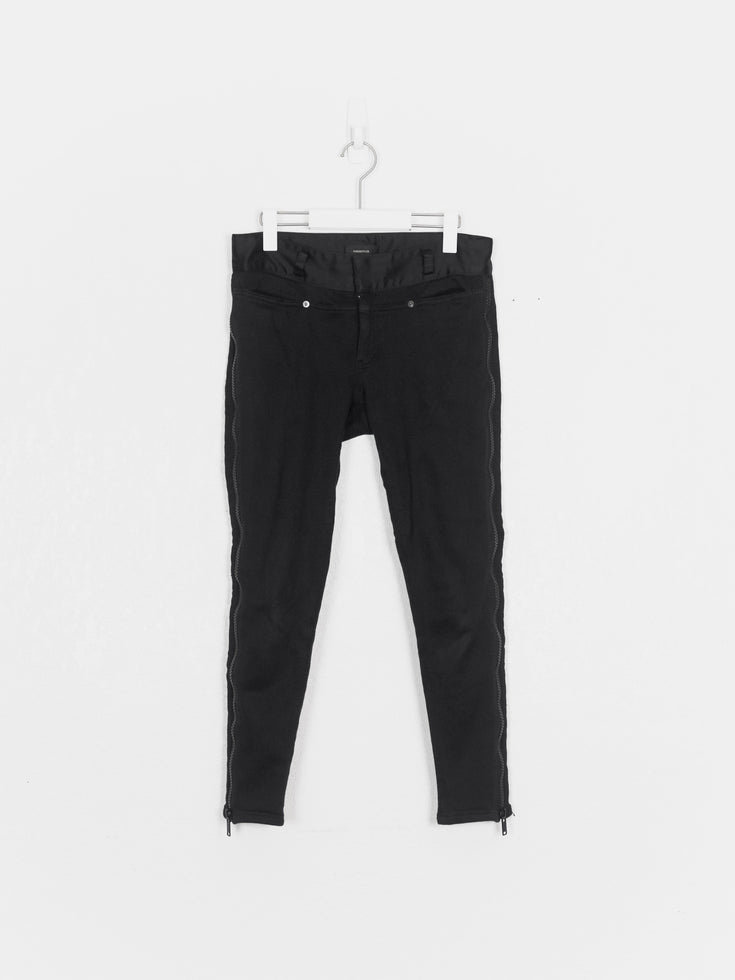 Undercover SS14 Side Zip Trousers