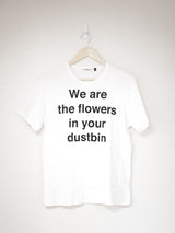 Undercover Sex Pistols Flowers In Your Dustbin Tee