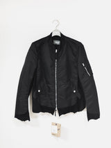 Takahiromiyashita The Soloist Combo MA-1 Retro Flight Jacket