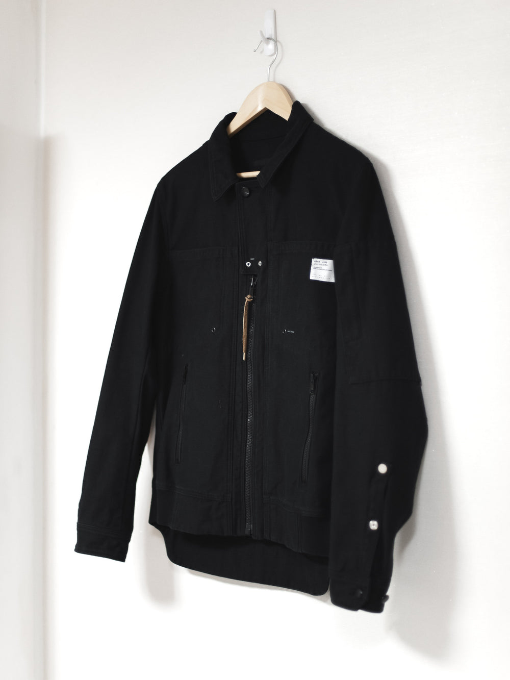 Undercover SS10 Less But Better Denim Jacket