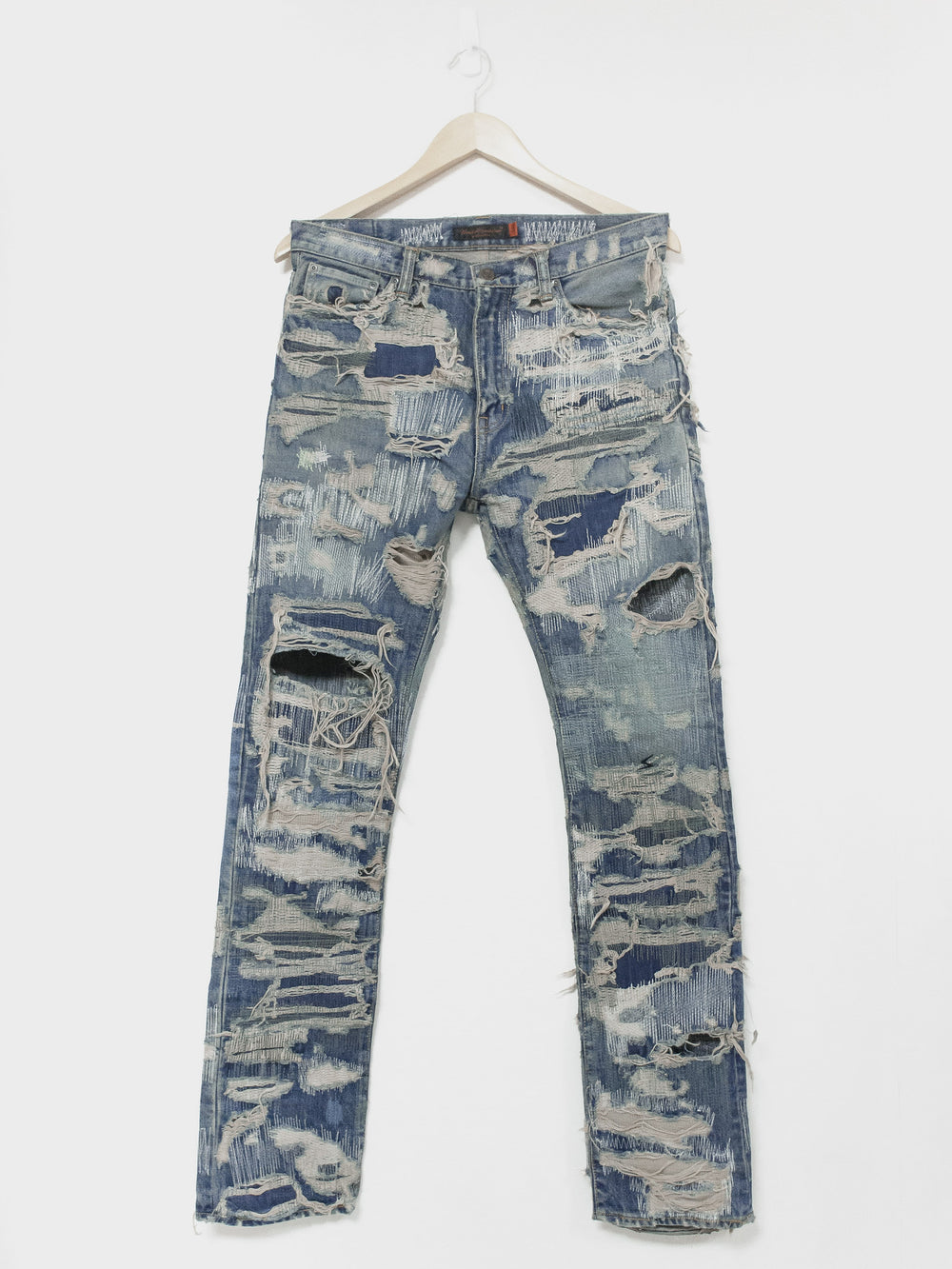 Undercover AW05 Arts & Crafts 85 Denim