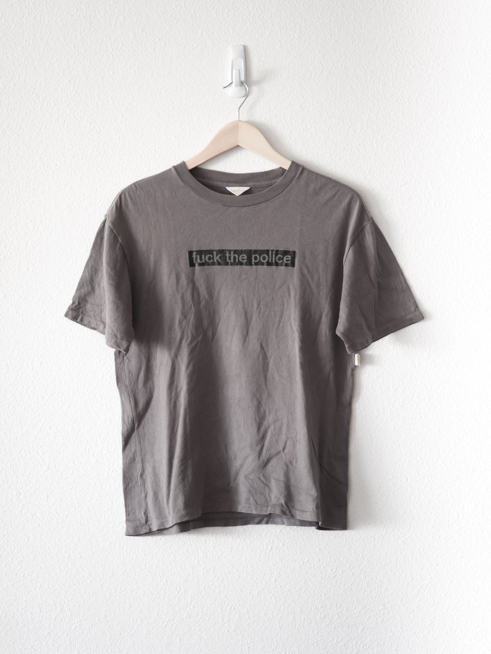 Undercover SS98 Fuck The Police Tee