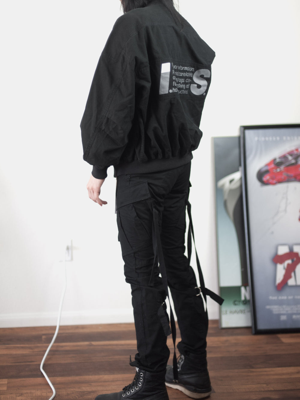 Takahiromiyashita The Soloist SS15 Bondage Strap Six Pocket Cargo Pants