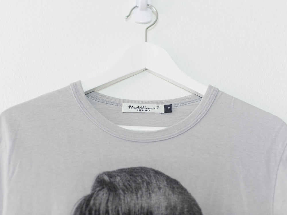 Undercover U Left A Hole Tee