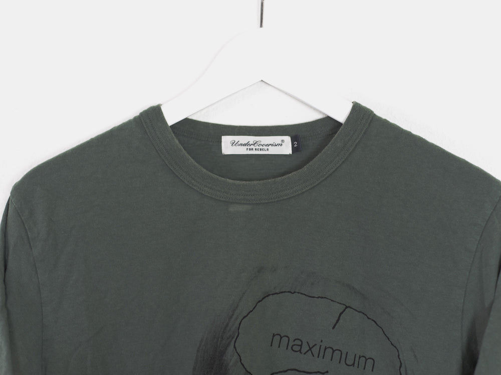 Undercover SS10 Dieter Rams TGraphics Tee