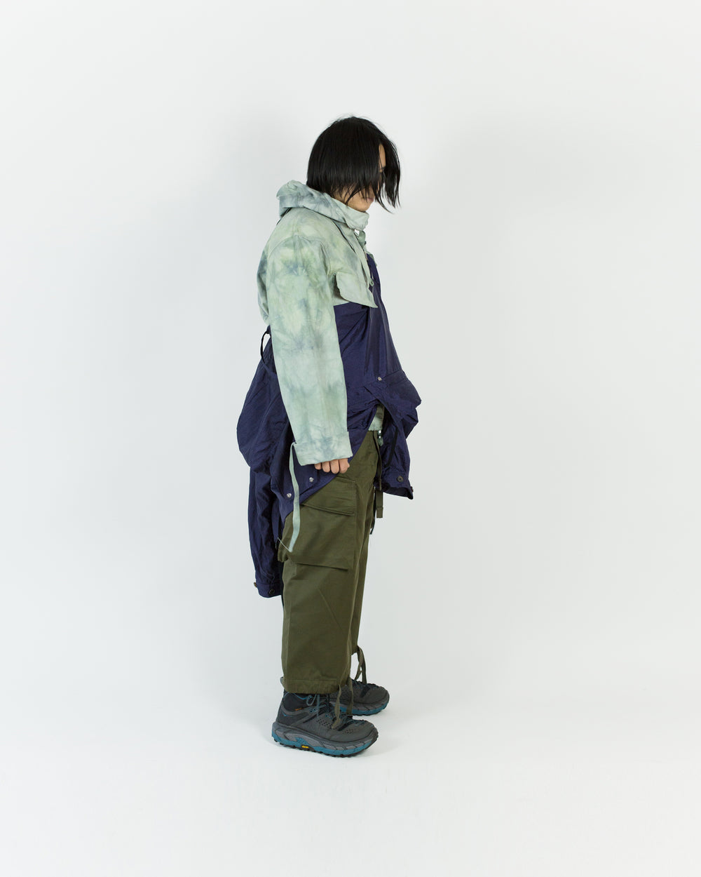 Takahiromiyashita The Soloist AW17 Cotton/Rayon Military Bags