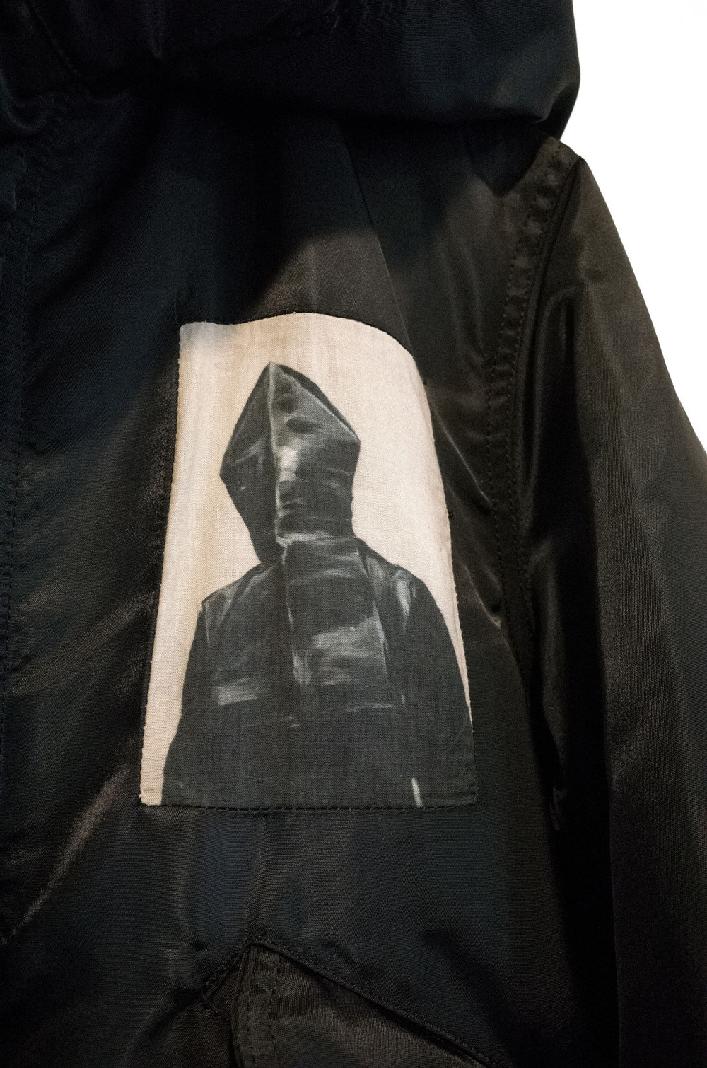 Undercover AW16 Borremans Fishtail Parka