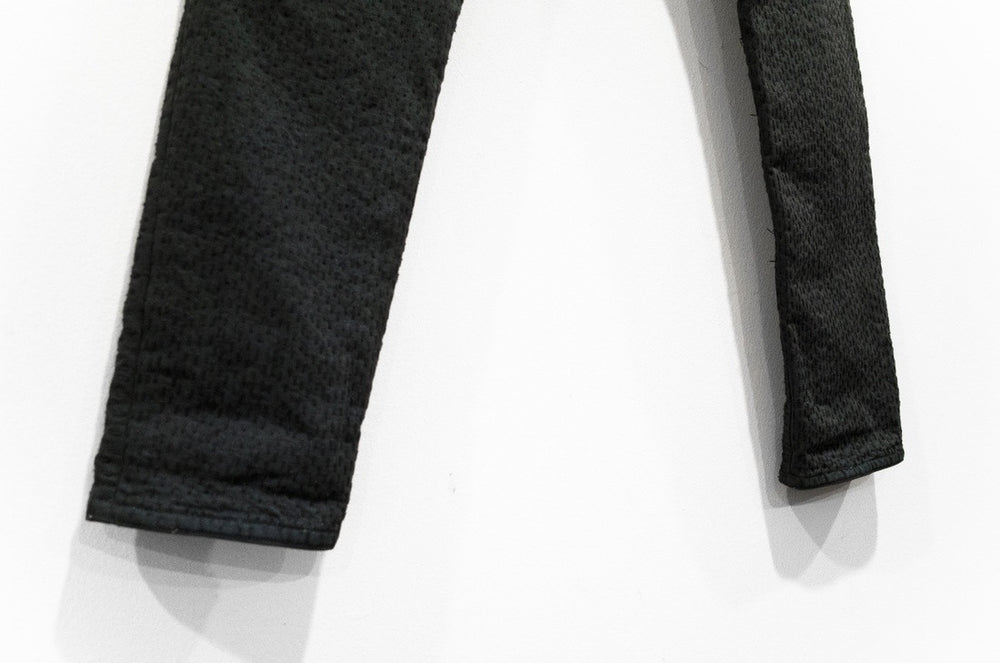 Blackmeans Patchwork Sashiko Denim