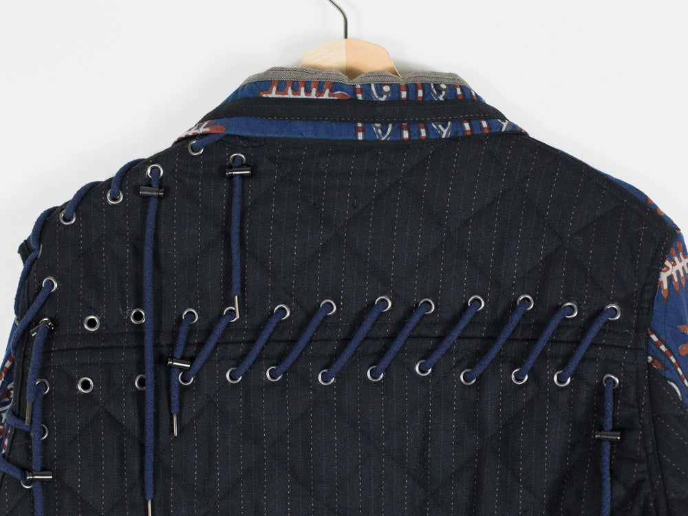 Craig Green SS17 Laced/Quilted Workwear Jacket