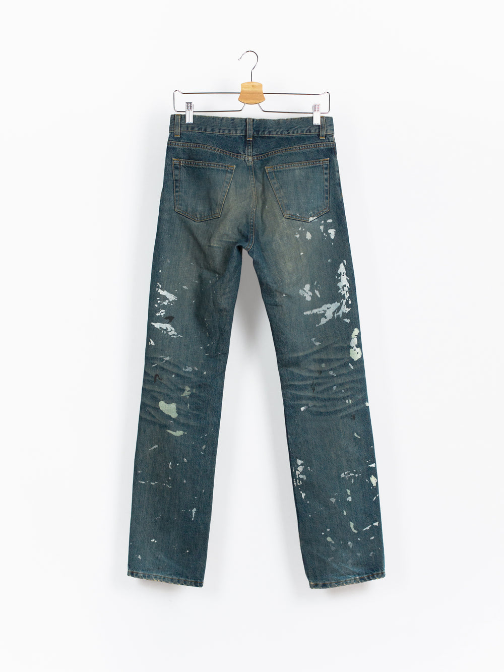 Helmut Lang 1998 Painter Denim