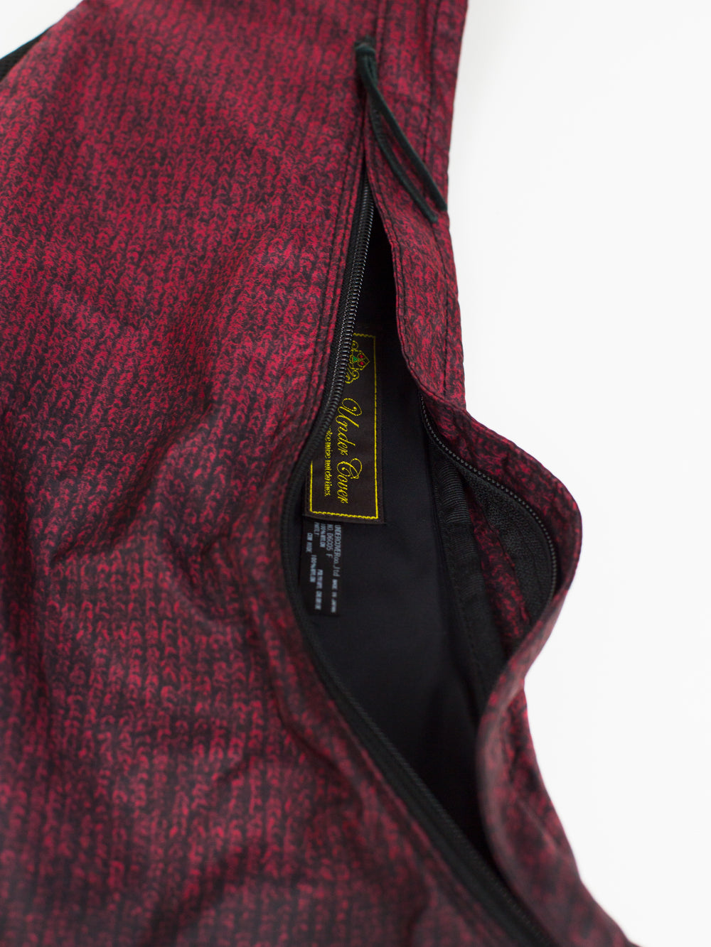 Undercover AW09 Earmuff Maniac Gradient Sling Bag