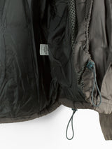 Zucca AW03 Layered Down Jacket