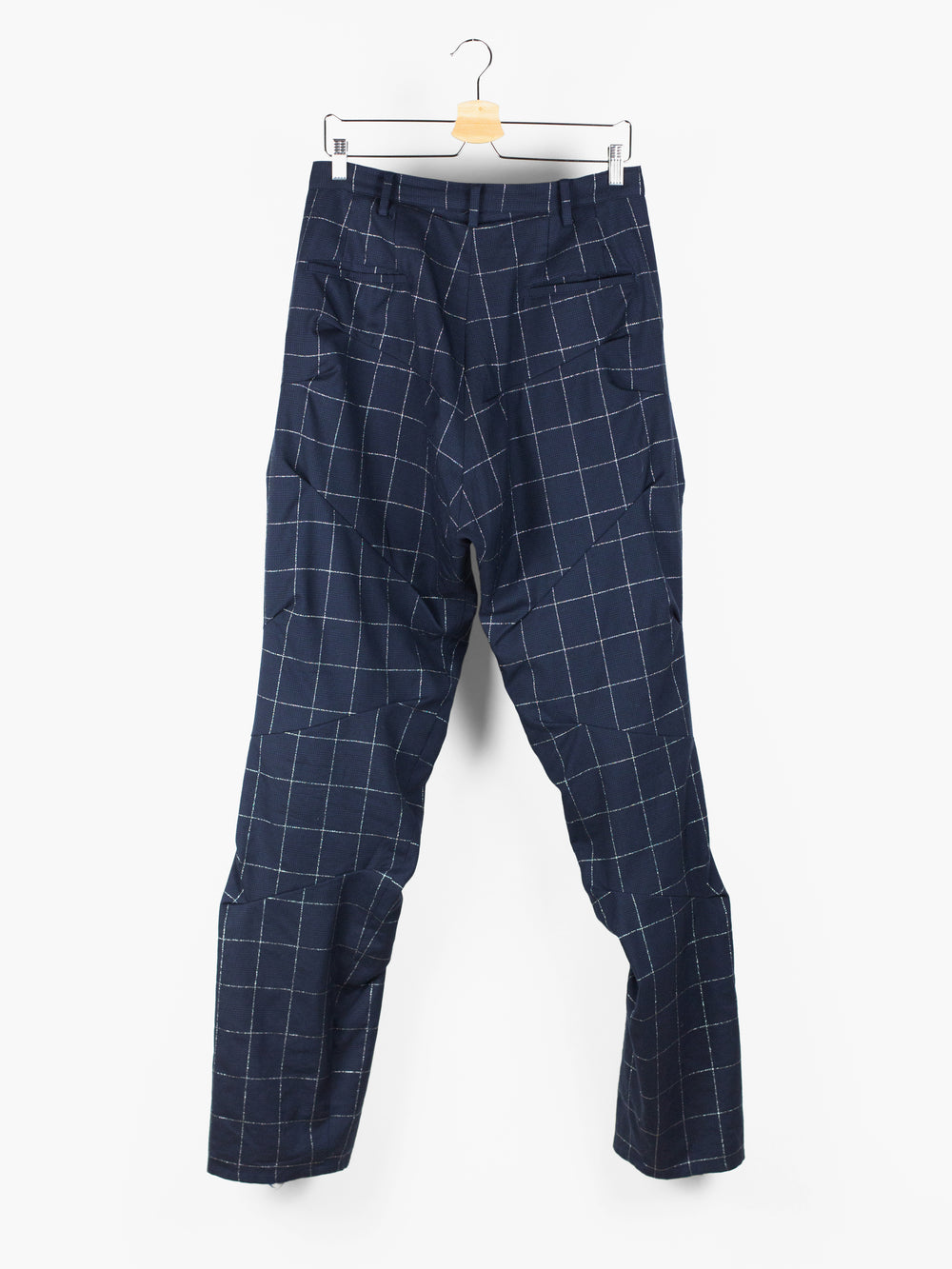 Sulvam AW20 Wide Crazy Darts Pants
