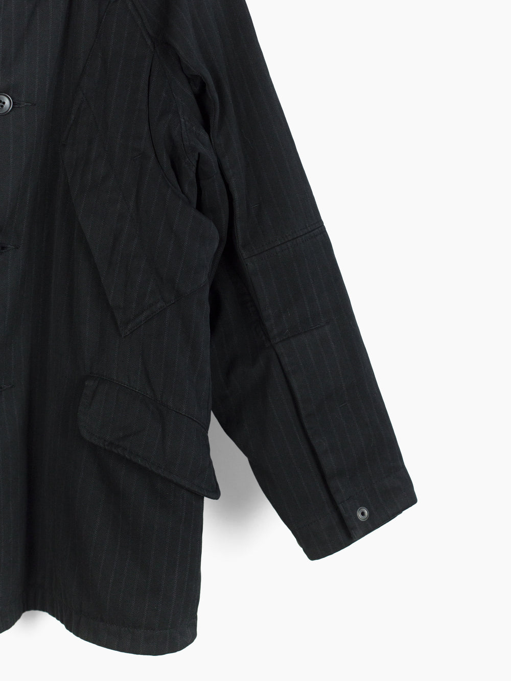 Zucca Pleated Hunting Coat