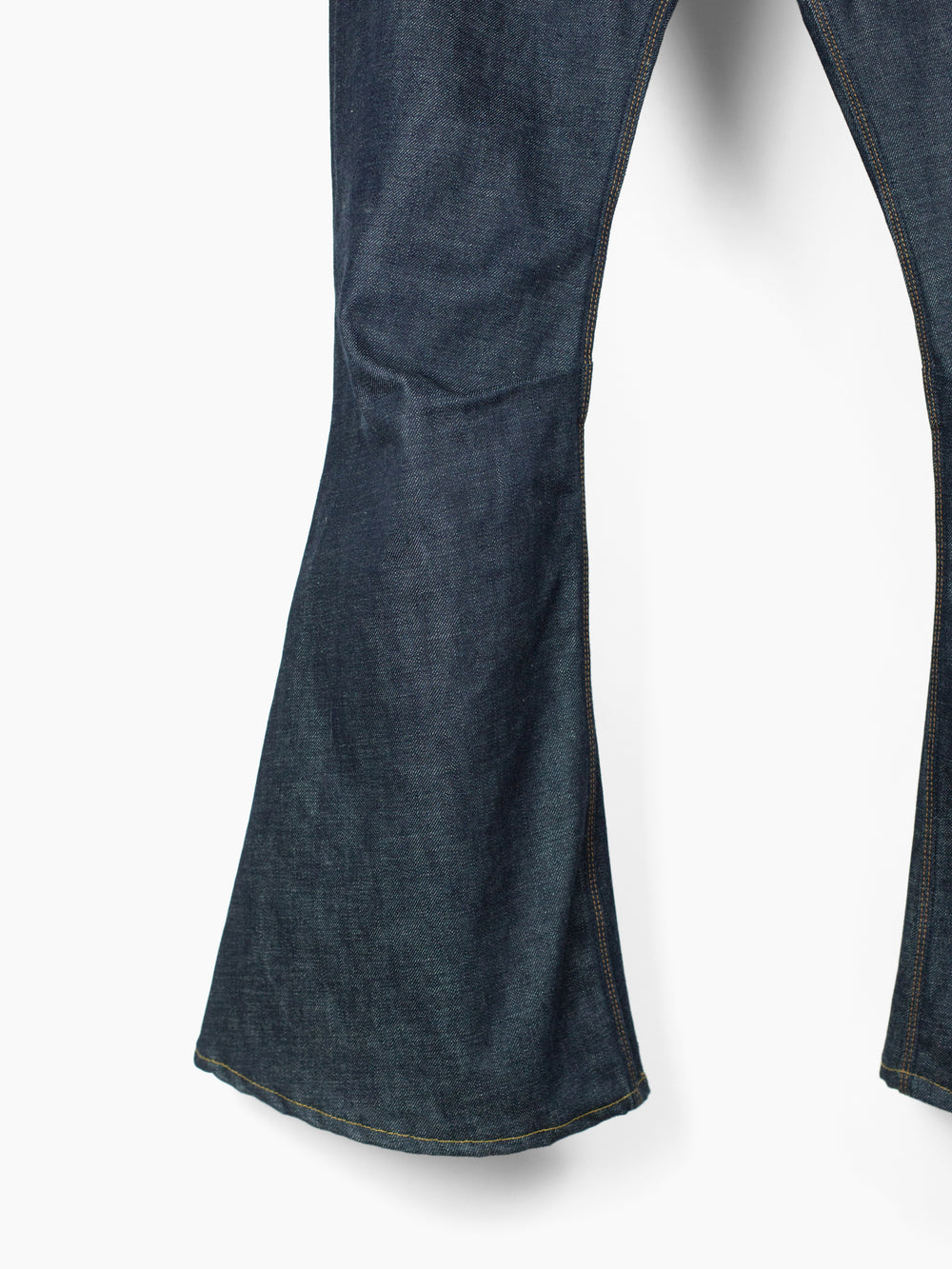 Kozaburo Long 3D Bootcut Denim