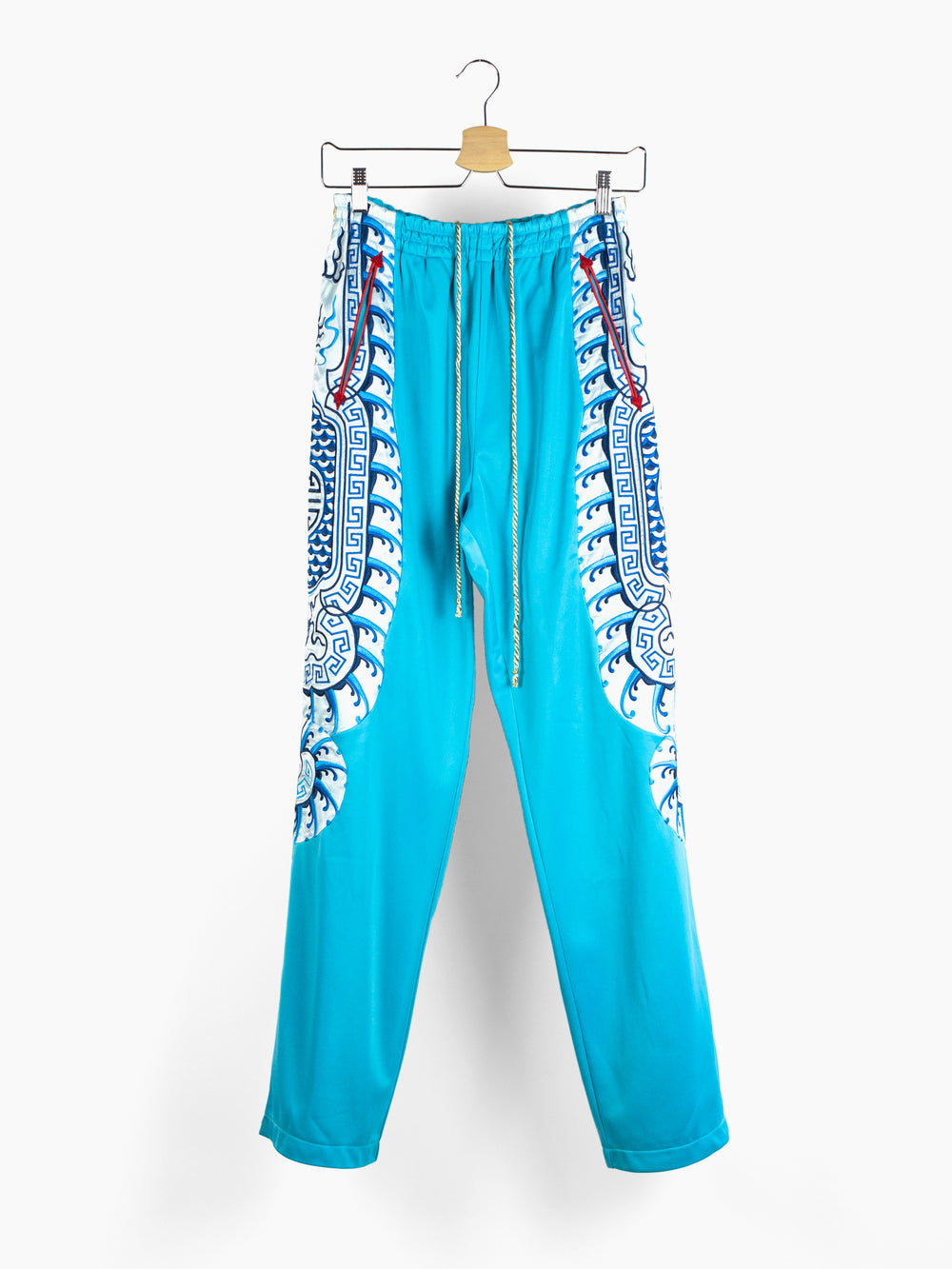 Penultimate SS21 Blue Dragon Track Pants