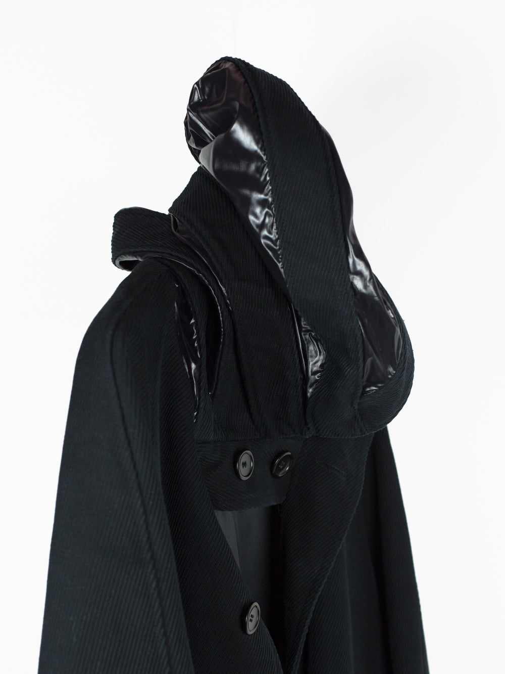 Raf Simons AW06 Alien Hooded Coat