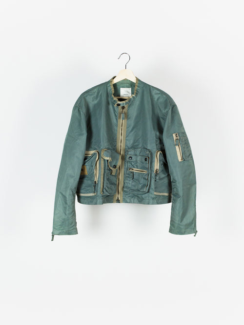 Dézert 90s Cropped Fisherman Jacket