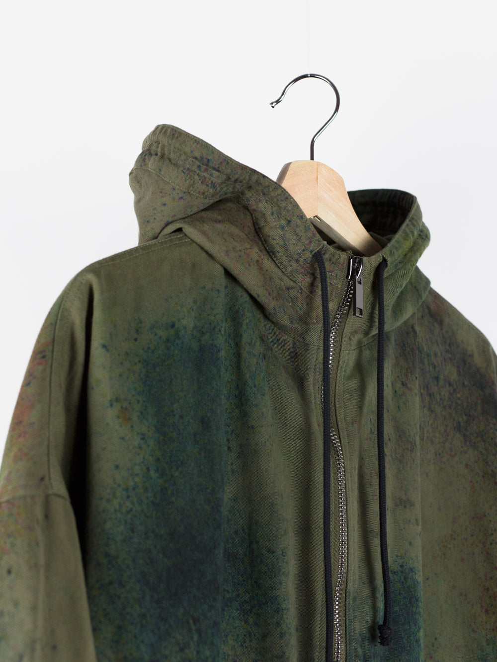 Toogood AW17 Hand Painted Explorer Coat