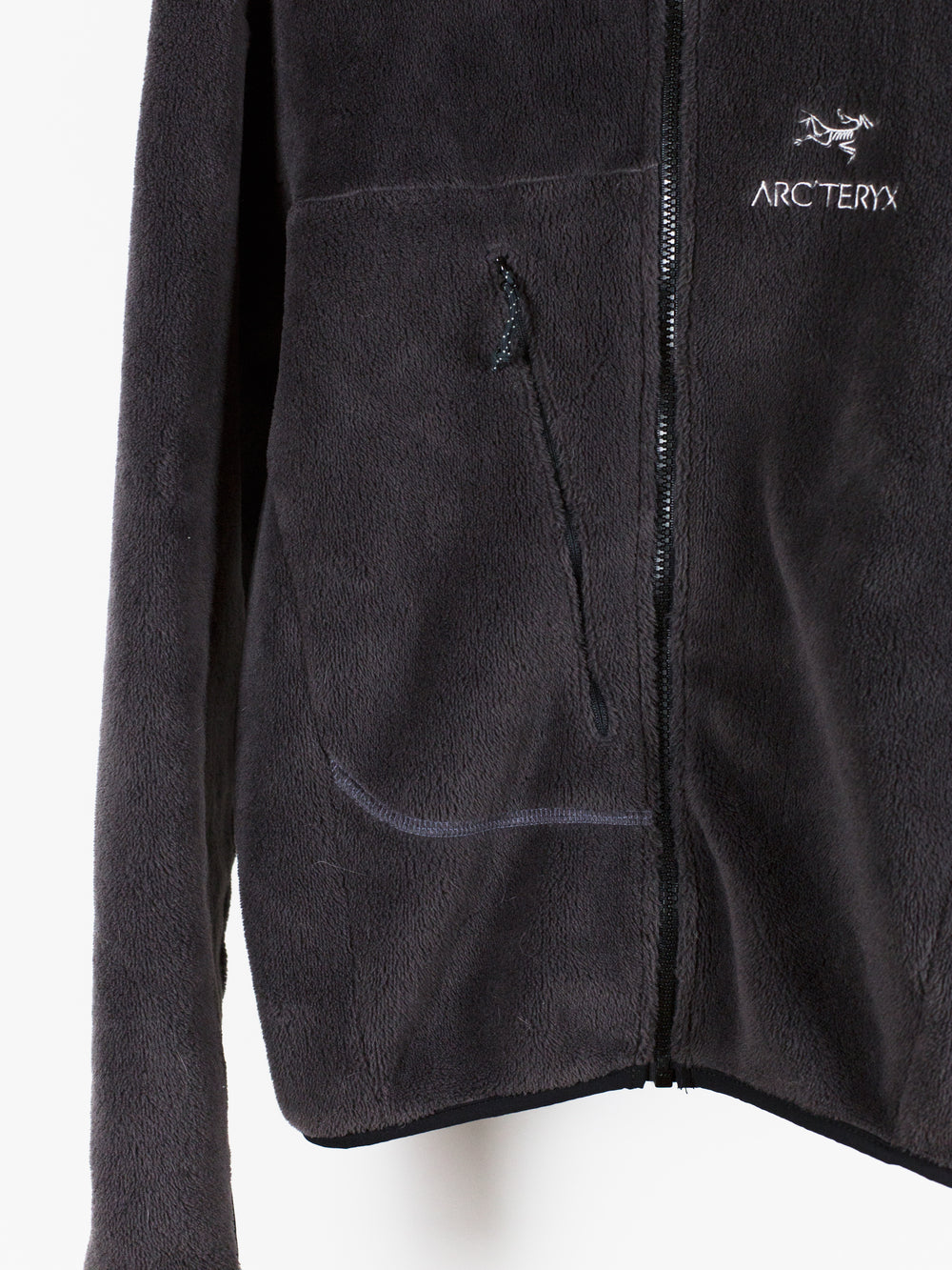 Arc'teryx 00s Asymmetrical Zip Fleece