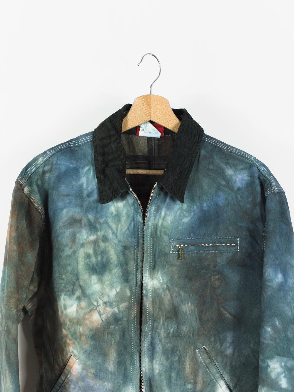 Eddie Yu Hand Dyed Dickies Painter's Jacket