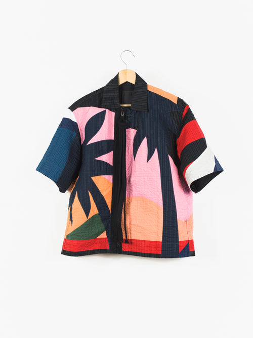 Craig Green SS18 Acid Landscape Holiday Shirt