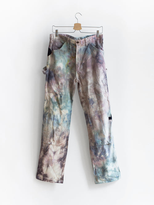 Eddie Yu Hand Dyed Dickies Painter Pants Ed. 1 (2)