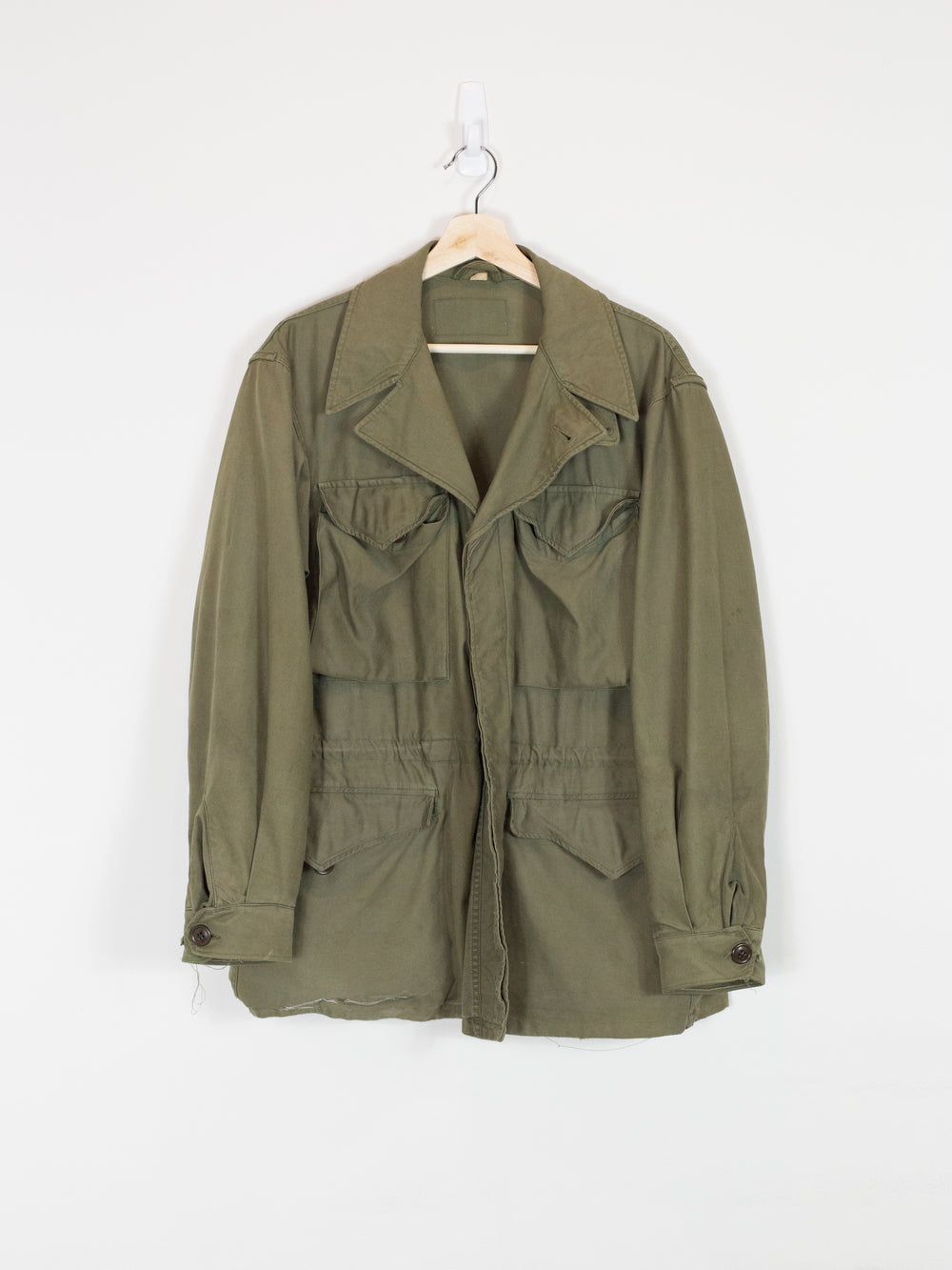 Vintage Original 1940s US Military M43 Jacket