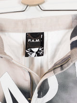 P.A.M. AW17 Embalmed Digital Chino (Ascension Print)