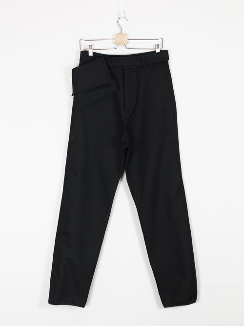 Kiko Kostadinov AW17 00032017 Twisted-Calf Trousers
