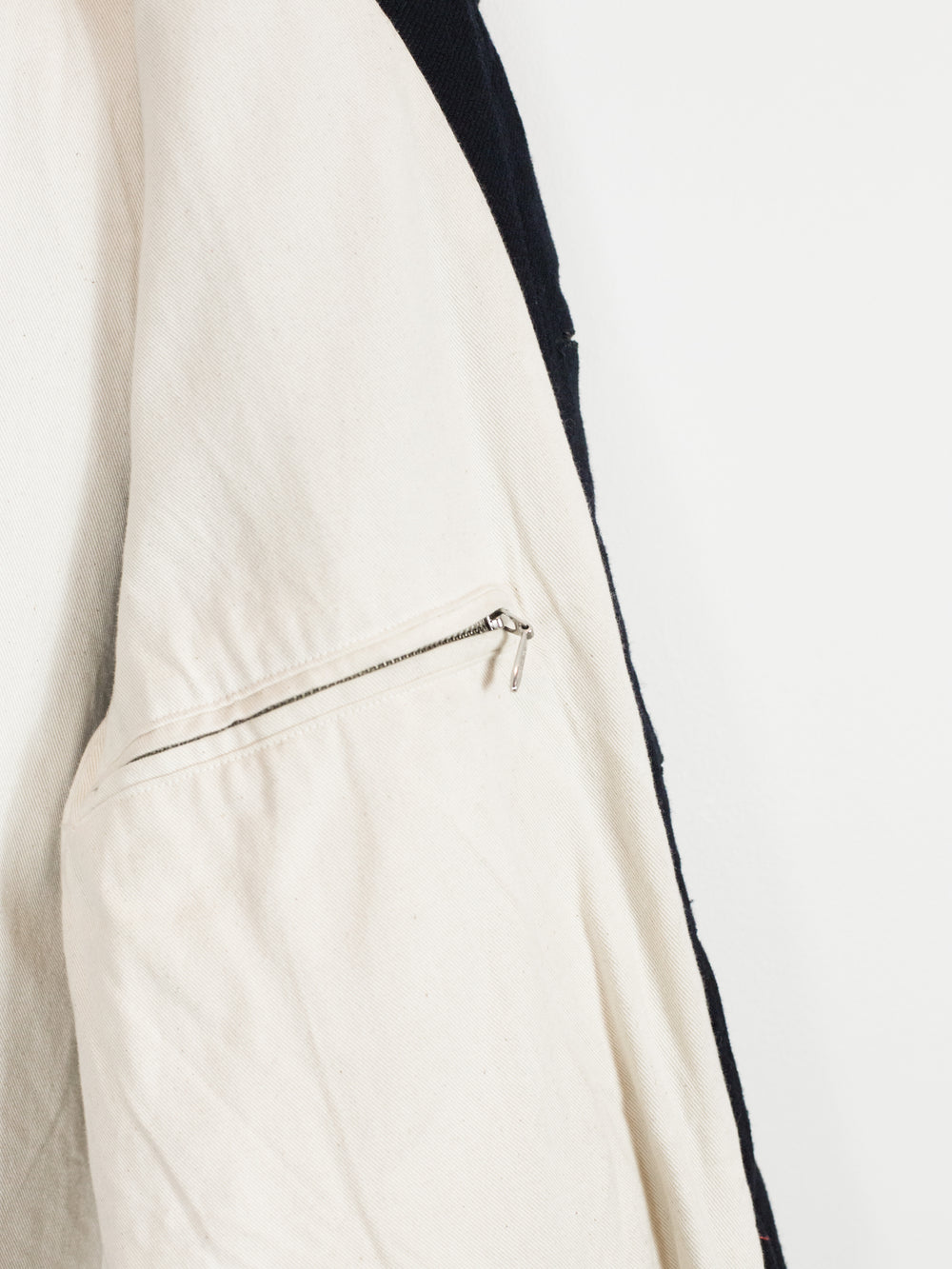 Paul Harnden Wool/Linen Short Mac Coat