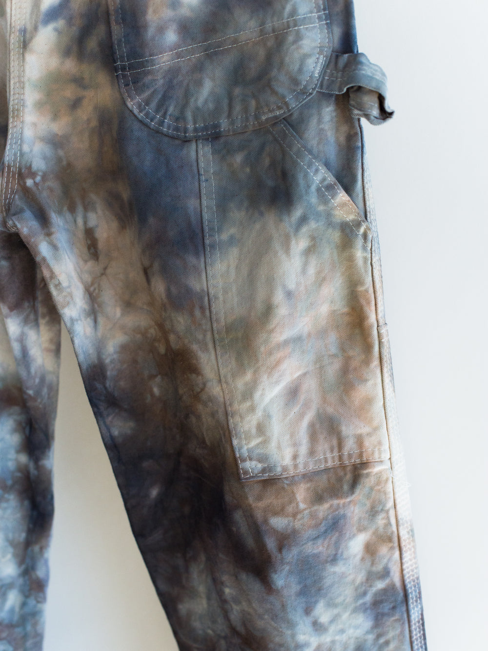 Eddie Yu Hand Dyed Dickies Painter Pants Ed. 2 (1)