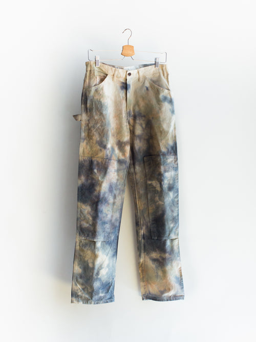 Eddie Yu Hand Dyed Dickies Painter Pants Ed. 2 (4)