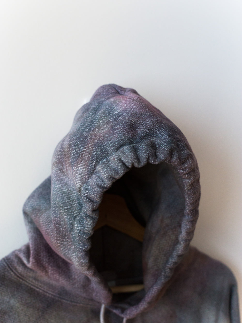 Hand Dyed Hoodie (2)