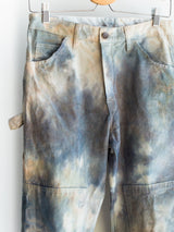 Eddie Yu Hand Dyed Dickies Painter Pants Ed. 2 (3)